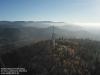 Fernmeldeturm Baden-Baden/Fremersberg am 18. November 2020