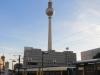 Fernsehturm Berlin/Alexanderplatz 22. Juli 2013