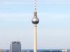 Fernsehturm Berlin/Alexanderplatz 24. Juli 2013