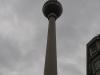 Fernsehturm Berlin/Alexanderplatz im Jahr 2004
