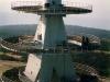 Sender Brocken im Jahr 1991