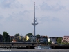 Cuxhaven/Friedrich-Clemens-Gerke-Turm am 10. Juni 2017