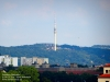 Fernsehturm Dresden-Wachwitz am 06. Juli 2017