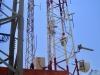 Sender Ibiza/Puig d'en Coll am 28. Juni 2008