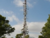 Sender auf dem Puig de Sant Salvador bei Felanitx, September 2006