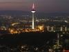 Europaturm in Frankfurt am Main im jahr 2003