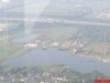 Sender Hamburg-Moorfleet, Hauptsendemast, im September 2003