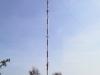 Sender Hamburg-Moorfleet, Hauptsendemast, im April 2003