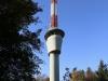 SWR-Sender Heidelberg/Königstuhl am 21. Oktober 2018