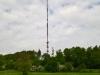 BR-Sender Hühnerberg bei Harburg (Schwaben) am 03. Mai 2018