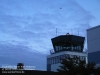 Flughafen-Tower Kiel-Holtenau am 08. Mai 2003