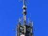 Sender auf dem Pforzheimer Wartberg-Wasserturm am 09. Juli 2020
