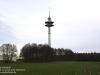 Fernmeldeturm Stade-Haddorf am 25. Dezember 2013