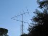 Sendeanlagen im Vatikan am 13. Oktober 2008